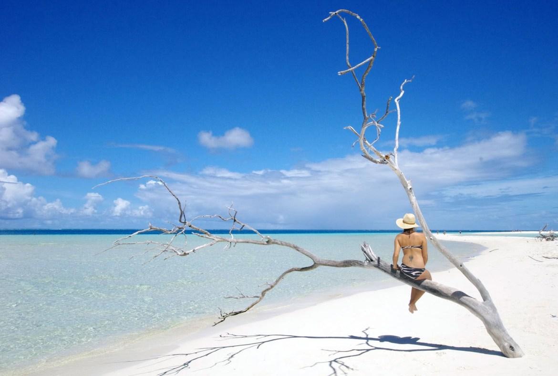 Le lagon de Nouvelle Calédonie - Les plus beaux paysages et parcs naturels d'Océanie