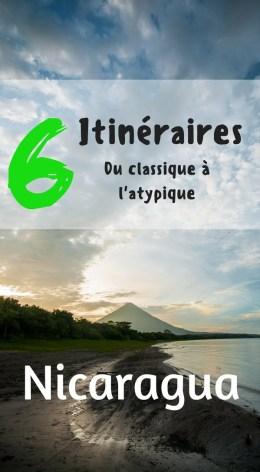 6 itinéraires pour préparer son voyage au nicaragua de 2 semaines à un mois
