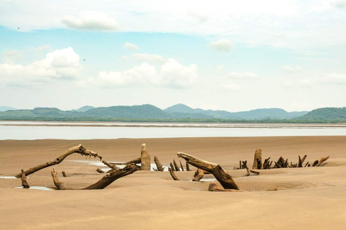 La réserve de l'estuaire de Padre Ramos au Nicaragua