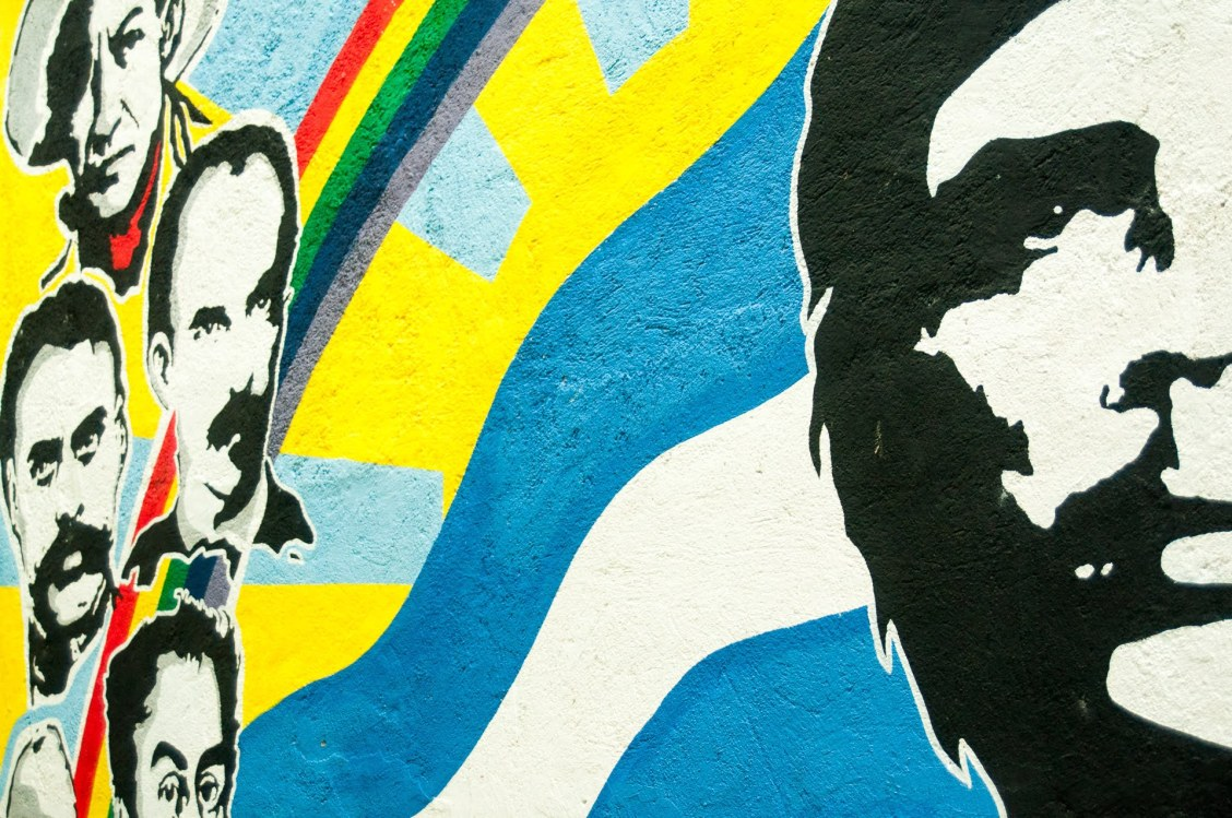 murales che