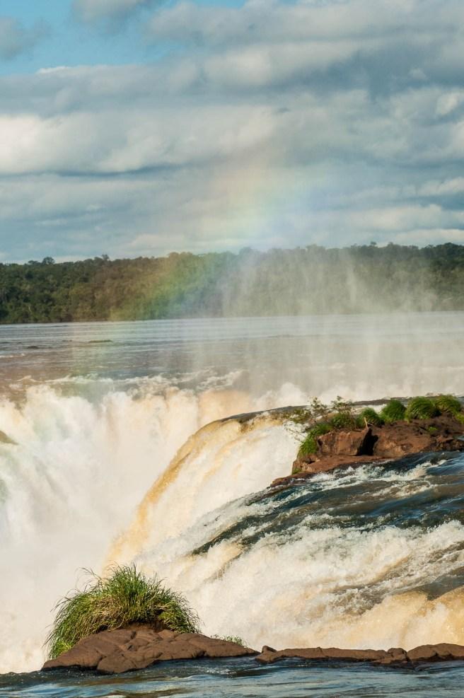 garganta del diablo; Parc national des chutes d'Iguazu