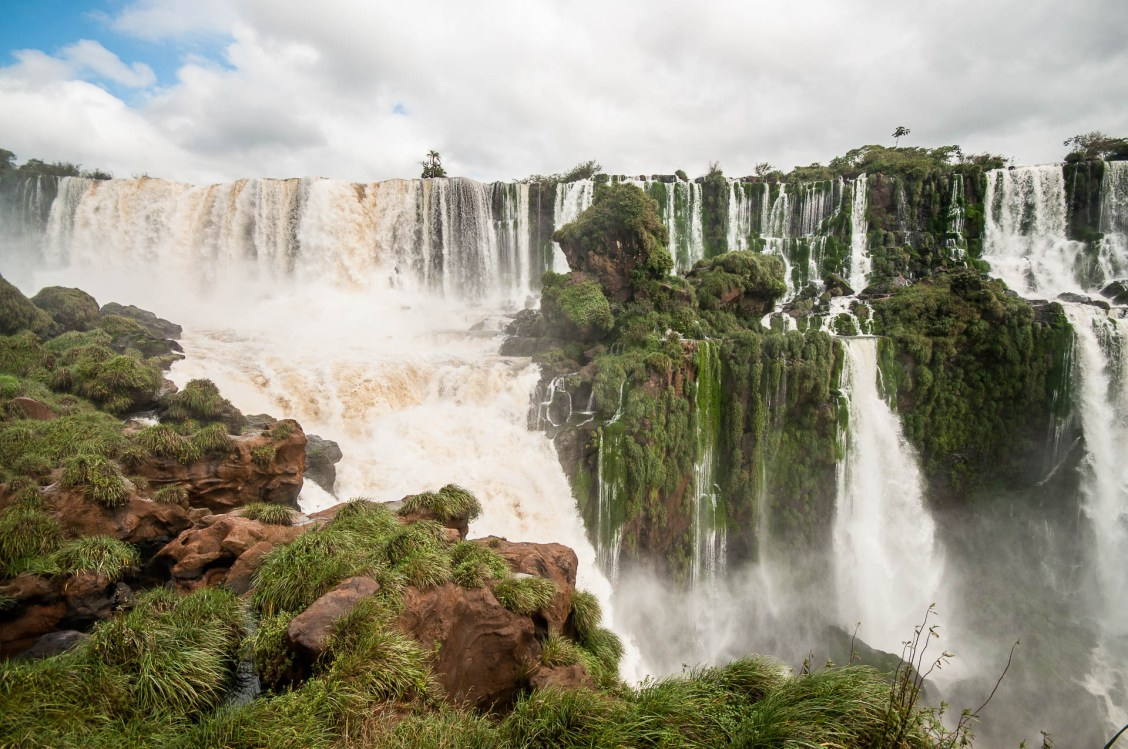 Iguazu haut ile
