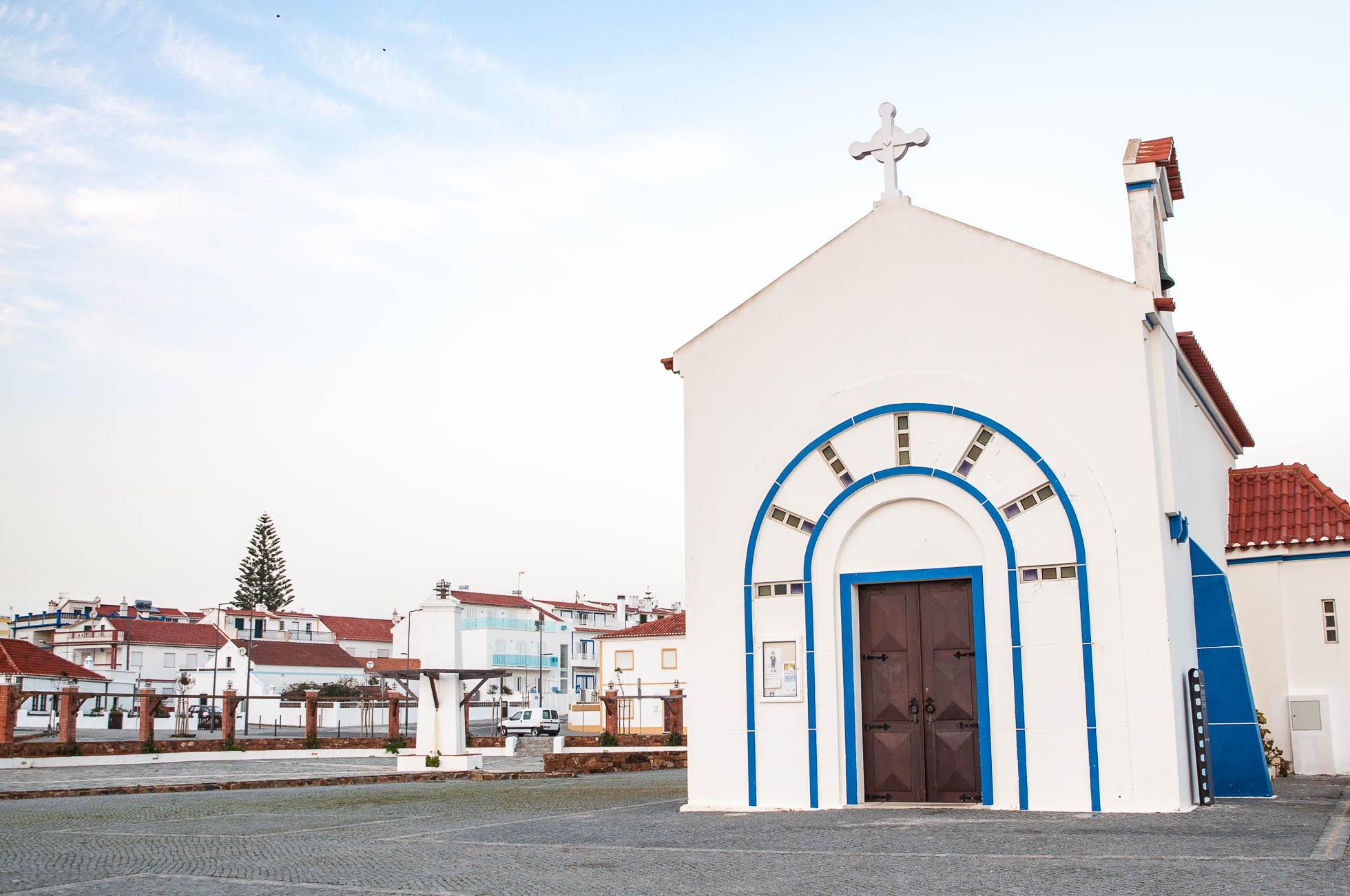 Zambujeira église