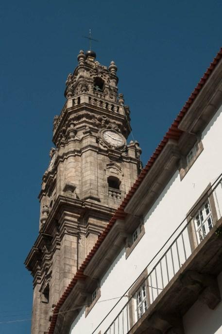Porto tour des clercs