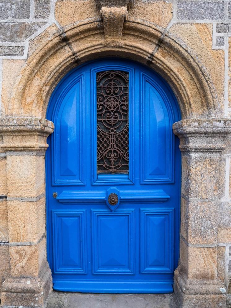porte maison traditionnelle le conquet finistère
