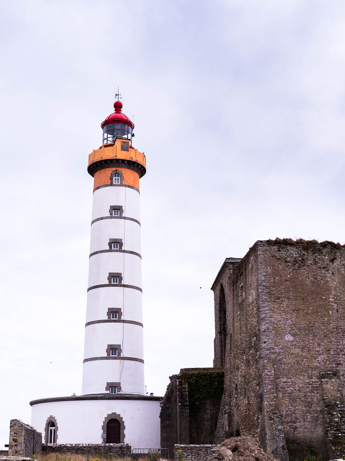 Phare de la pointe de Saint Mathieu