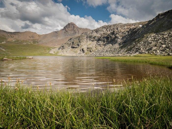 Lac du Louché vallon de Réchy