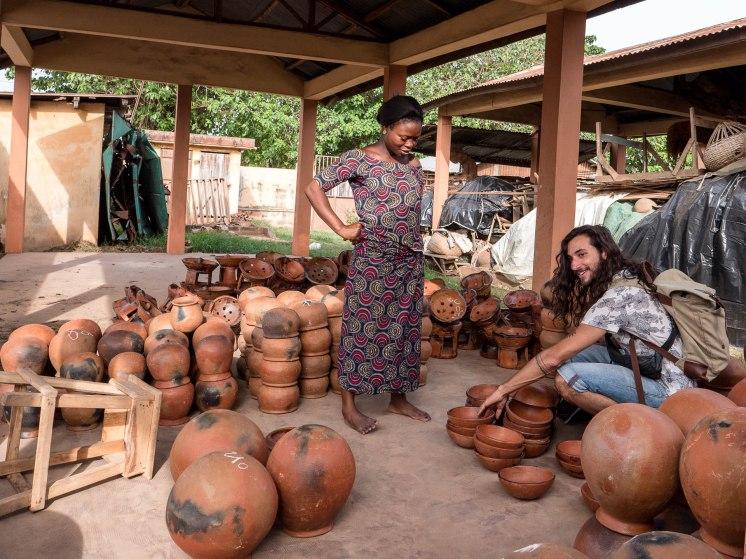 marché de Ouidah