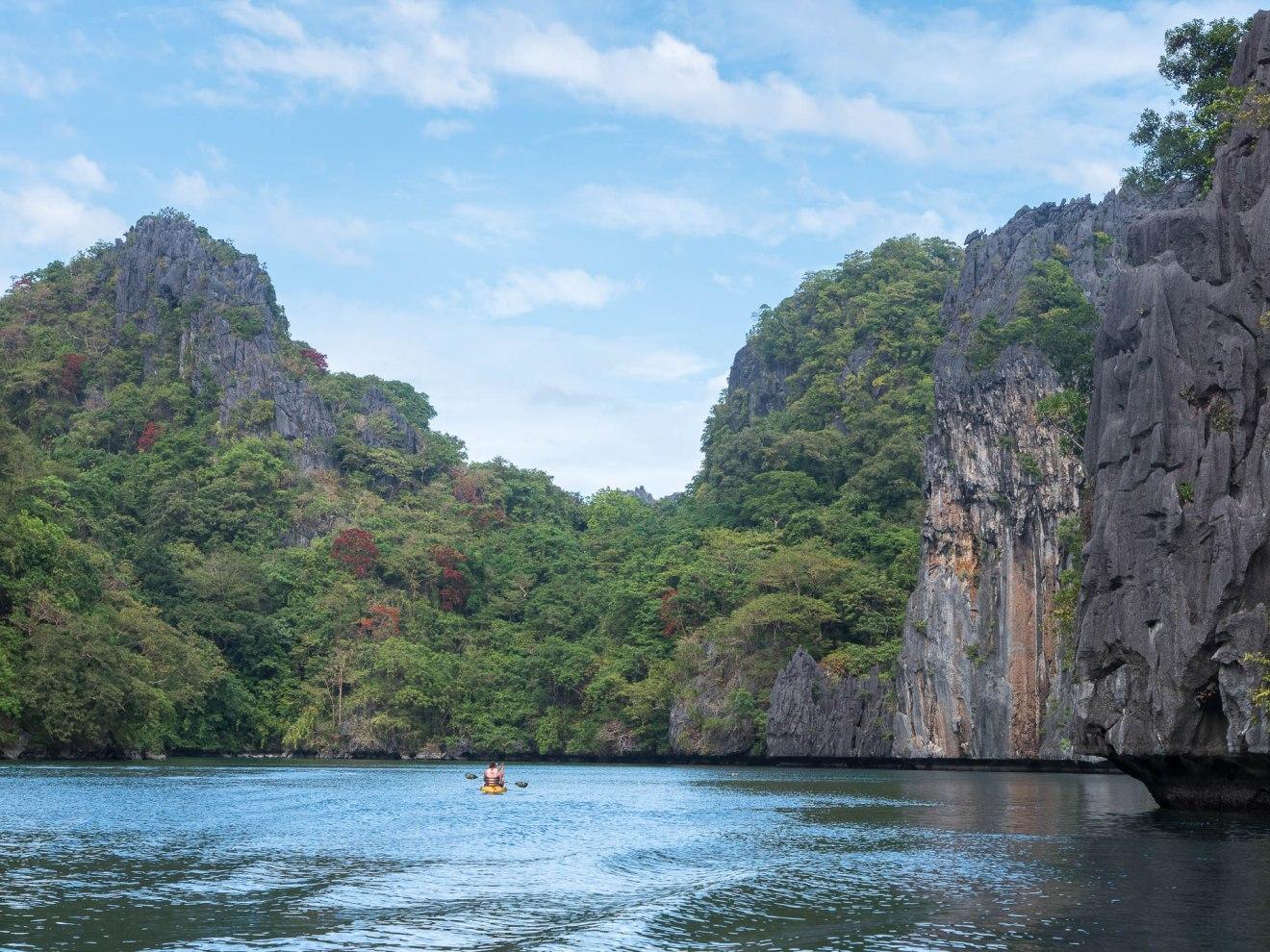 itinéraire voyage aux philippines. Visayas et palawan