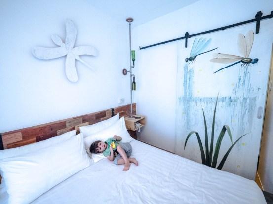 Tagaytay eco hotel chambre
