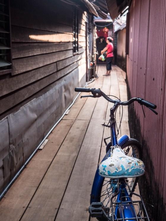 georgetown chew jetty vélo