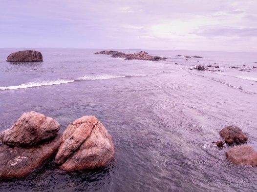 Galle 1 mer rocher