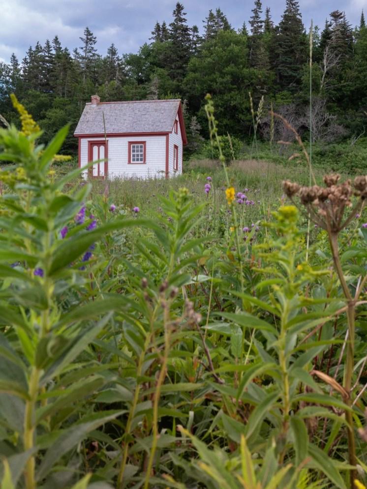 île bonaventure petite maison