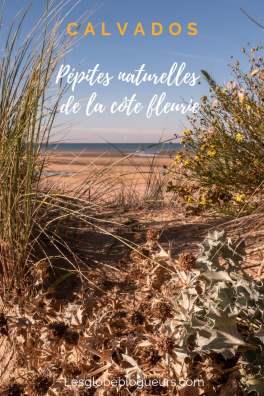 découvrir la côte fleurie dans le Calvados en Normandie