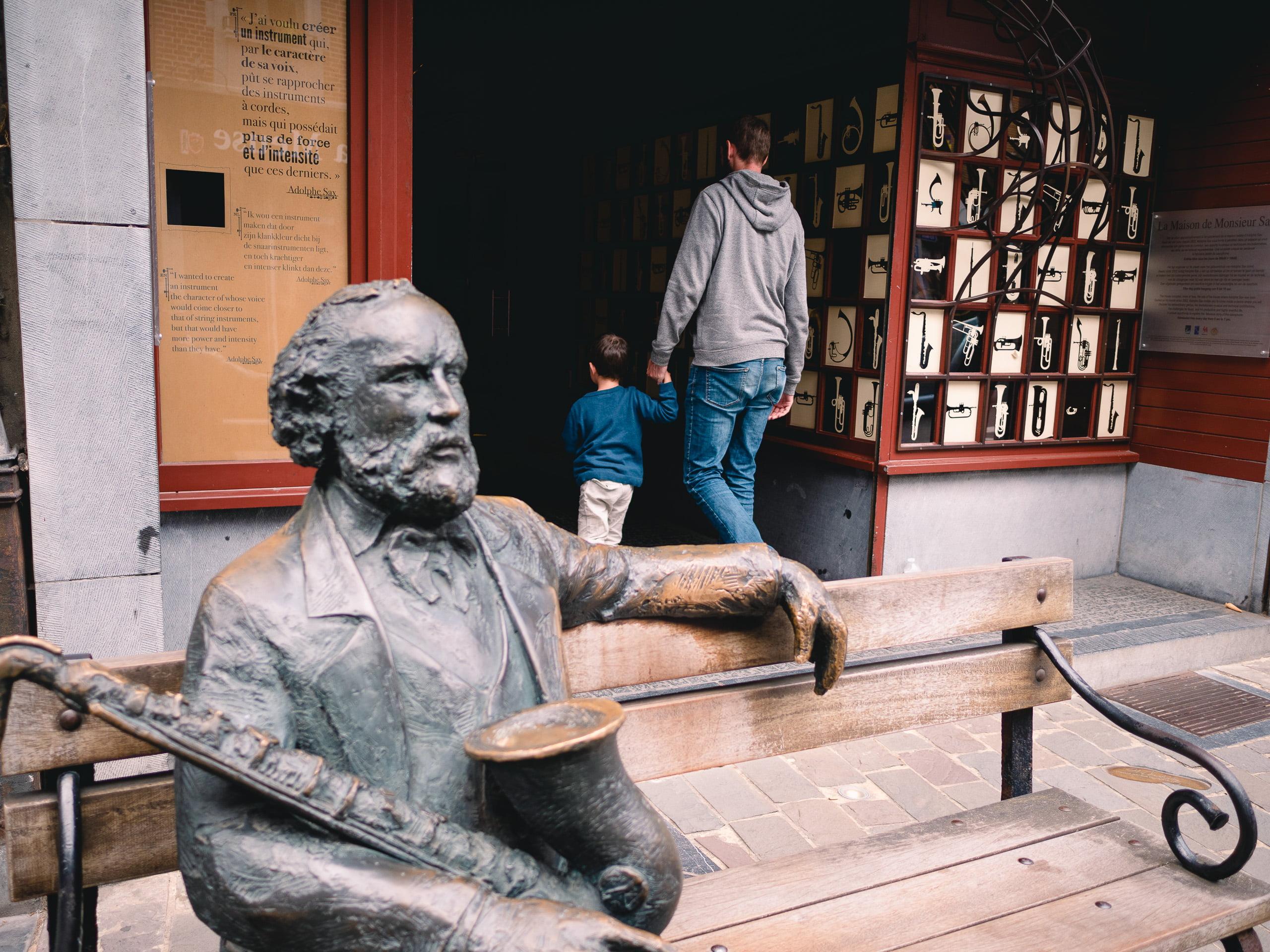 musée sax à dinant