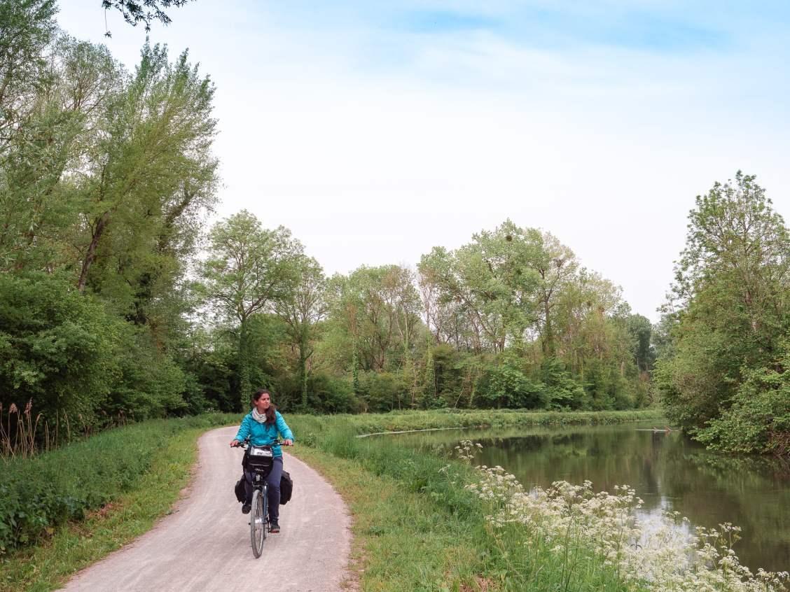 Circuit vélo baie de Somme et véloroute