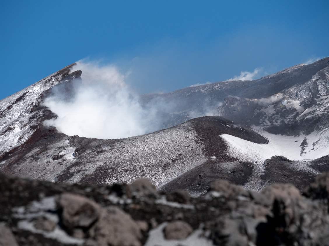 Cratère Etna