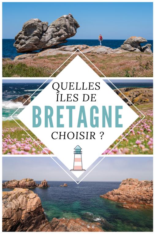 guide îles de Bretagne