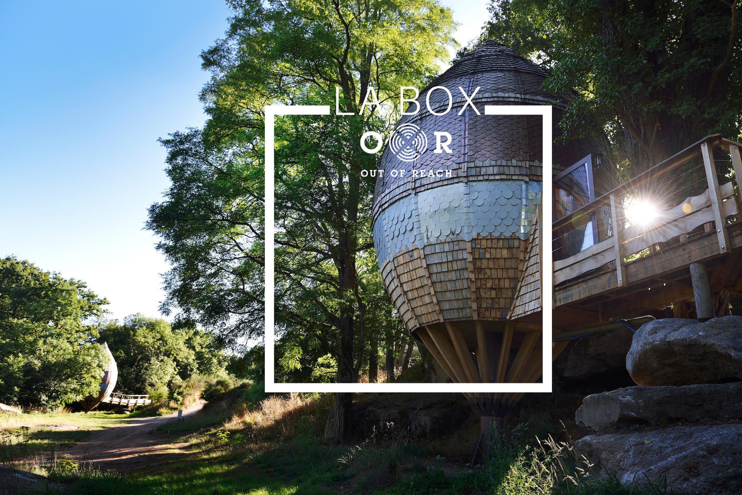 02B Experiences Box Out Of Reach Collection Absolus et Essentiels Oasis de lodges insolites - Les globe blogueurs - blog voyage nature