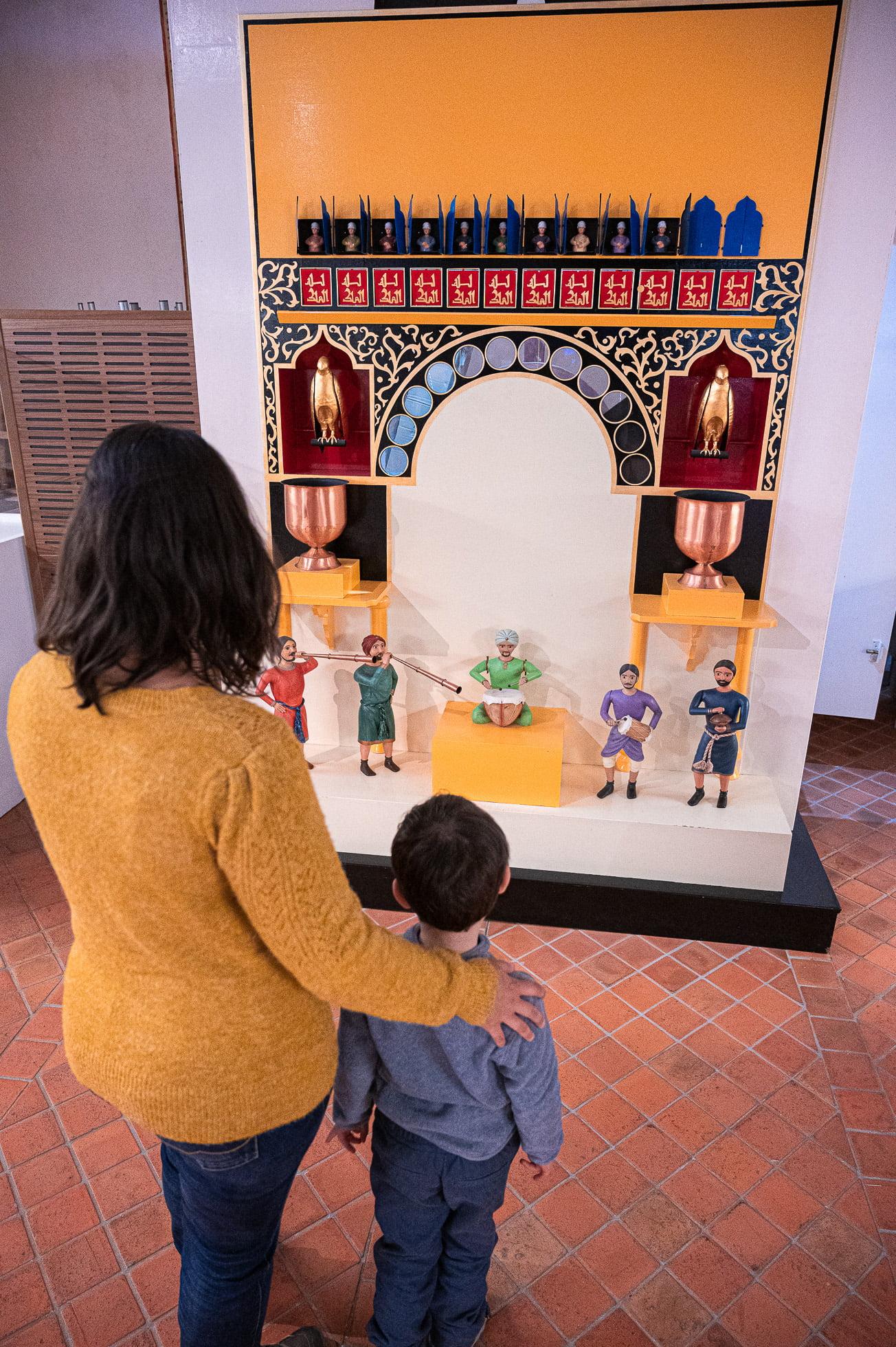 Musée terre et temps à Sisteron