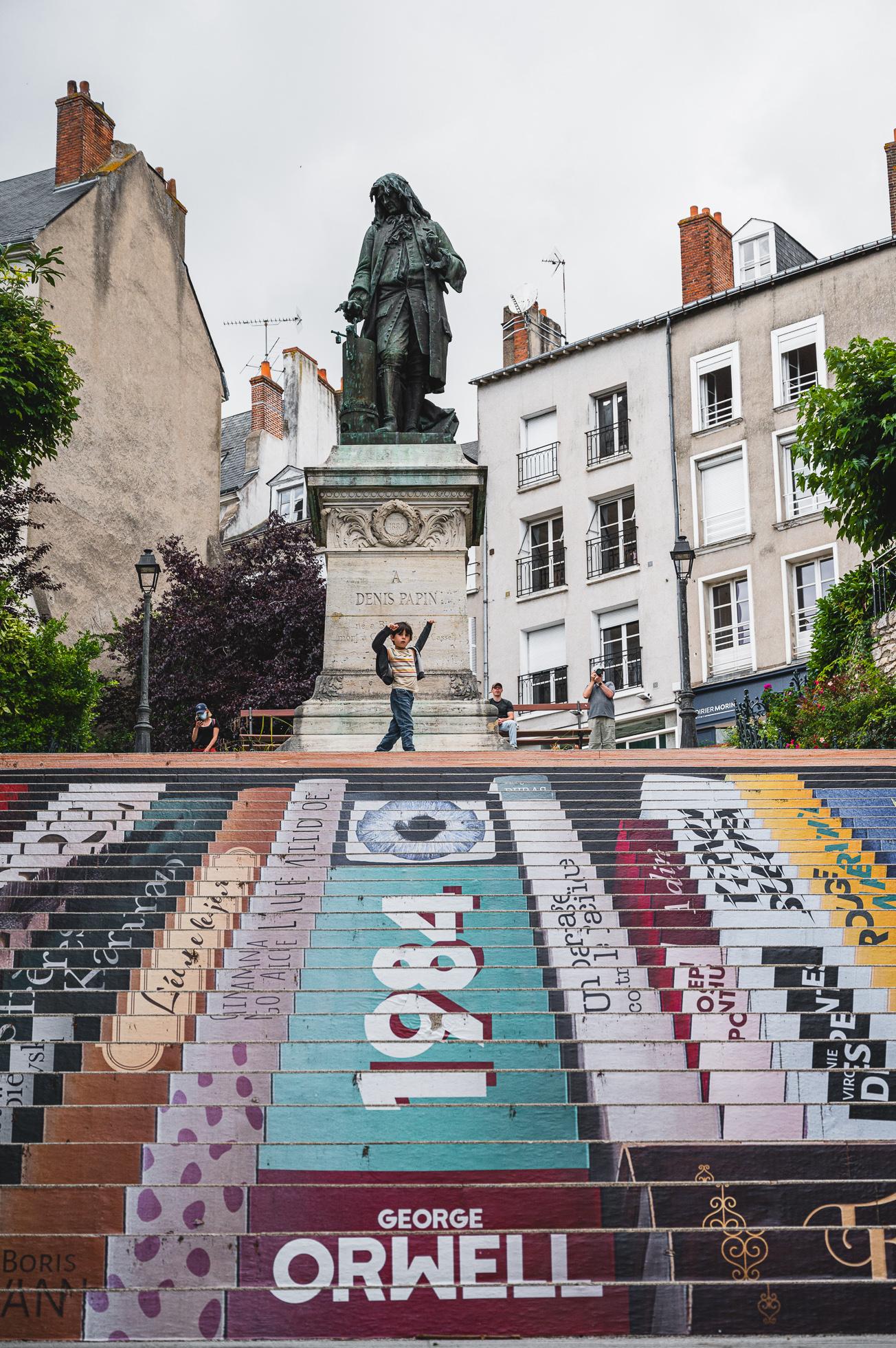 loiretcher 0002 - Les globe blogueurs - blog voyage nature