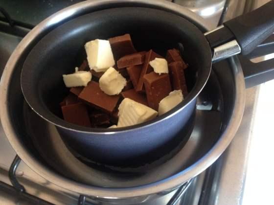 Ma Mousse légère au Chocolat