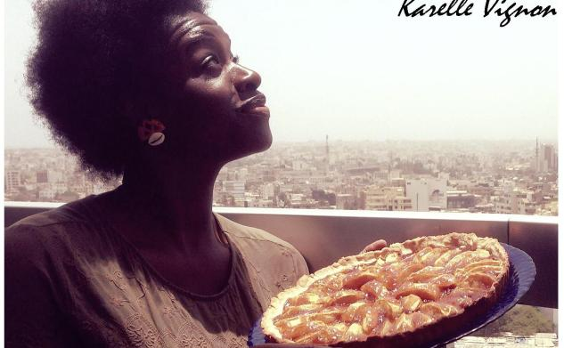 Le Magazine AfroElle à la rencontre des Gourmandises De Karelle