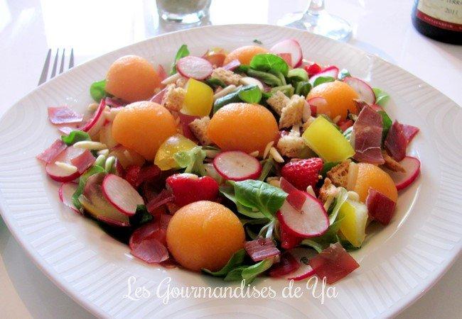 Salade méli-mélo LGY