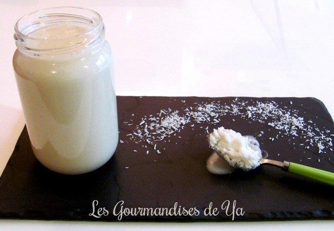 Beurre de coco LGY
