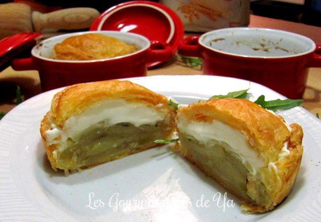 Cocottes façon pâté de pommes de terre LGY 02