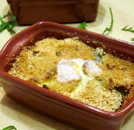 Mini-terrines de gratin de pommes de terre LGY