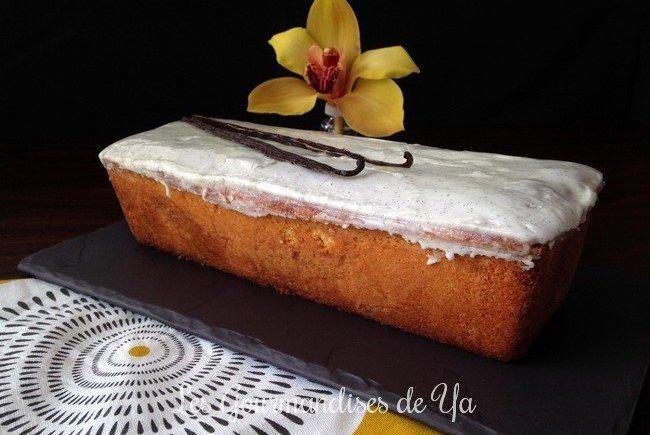 Cake infiniment vanille Pierre Hermé LGY