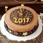 Entremets caramel beurre salé, mangue, passion et chocolat