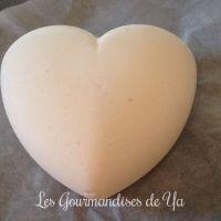 Coeur d'amour amande - framboise LGY 02