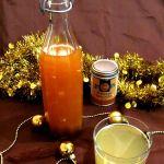 Sirop d'orange aux épices du spéculoos