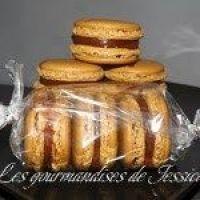 Les gourmandises de Jessica : Macarons pain d'épices