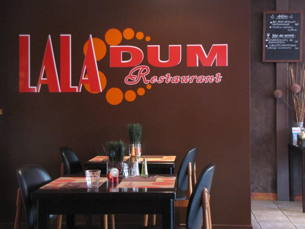 Laladum restaurant