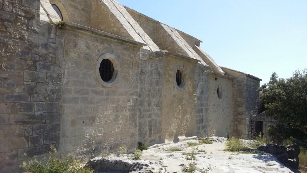 Eglise du XII ème siècle.