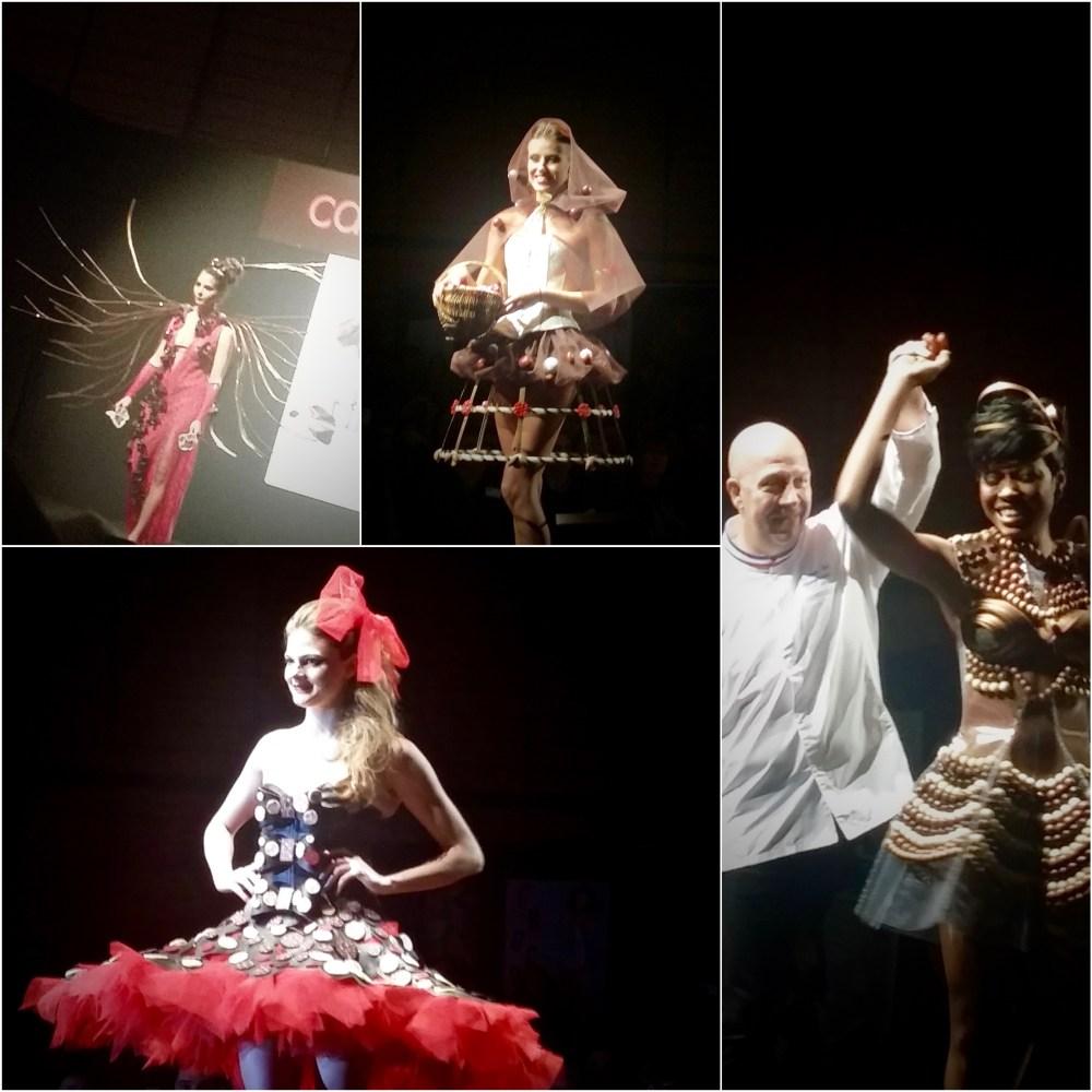 Show cacao...quelques modèles et Philippe Bel