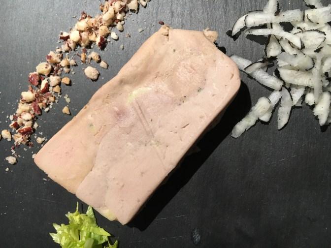 Foie gras d'oie (Maison Alvès)