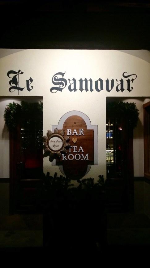 Le Samovar (Cervinia)