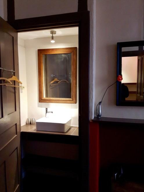 L'Épicurium (chambre cachemire)