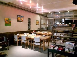 L'Épicurium (la salle de restaurant)