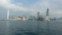 Vue sur le quartier de Kowloon