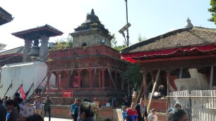 Un autre temple de Shiva-Parvati