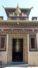 Mani Dungkhor (grand moulin à prière)