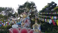 Le Guru Rinpoché, né du lotus