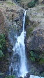 Cette cascade fait 200m de haut