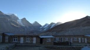 Le High Camp (4900m)