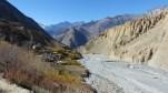 Le village de Lupra est minuscule